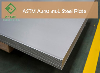 Astm a240 316l stainless steel plate delivered to Egypt
