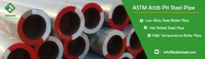ASTM A335 p11 low alloy steel pipe production detail