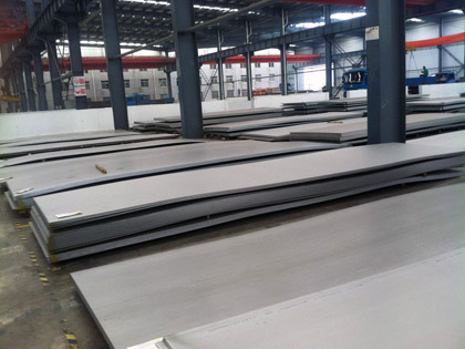 ASTM A737 Low Alloy Boiler Plate