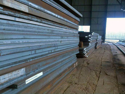 ASTM A738 Steel Plate for Welding Pressure Vessel