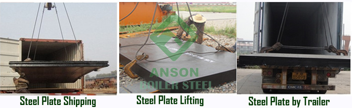 ASTM A387 Gr11 Steel Plate Delivery